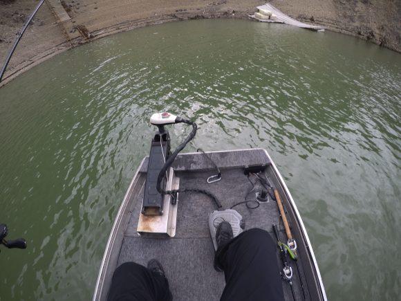 レンタルボート池原ダム