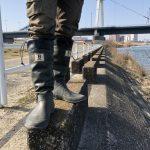 日本野鳥の会の長靴がバス釣りのおかっぱりに超おすすめな5つの理由