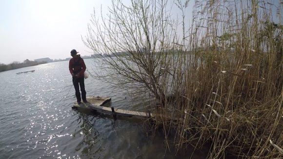 淀川の秘密の釣り場
