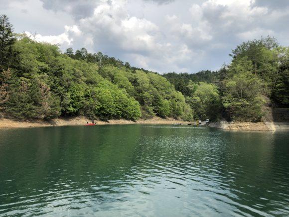 日吉ダムのバス釣りポイント