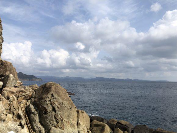 初の隠岐の島