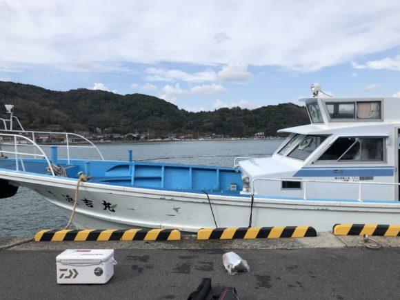 隠岐の島の渡船