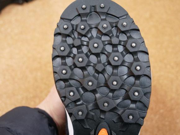 磯靴スパイク