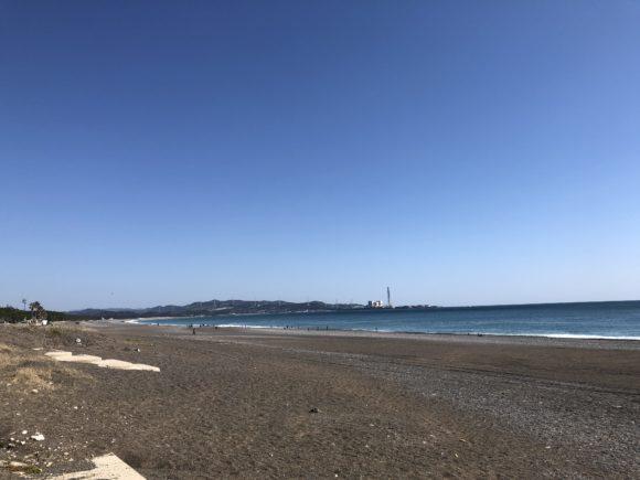 日高川河口