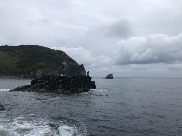 沼島の青物ポイント