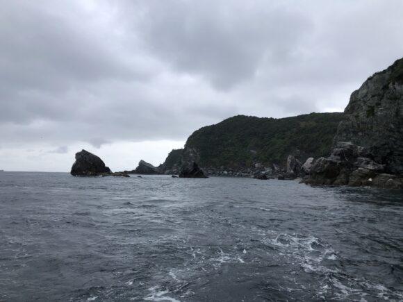 沼島の地磯